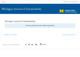 michiganjournalofsustainability.submittable.com