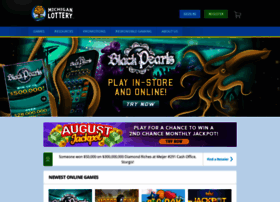 Michigan Lottery Results http://thedomainfo.com/lottery/lottery
