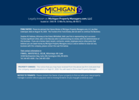 michiganpropertymanagers.com