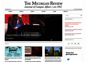michiganreview.com
