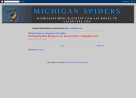michiganspiders.blogspot.com