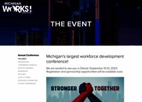 michiganworksconference.org