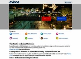 michoacan.evisos.com.mx