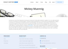 mickeymuennig.com