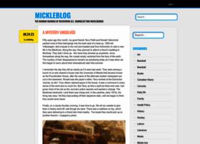 mickleblog.wordpress.com