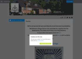 micklehamvillagehall.org.uk