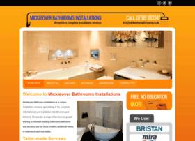 mickleoverbathrooms.co.uk
