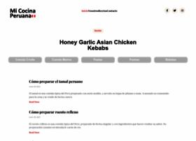 micocinaperuana.com
