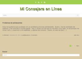 miconsejeraenlinea.com