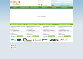 micrahosting.com