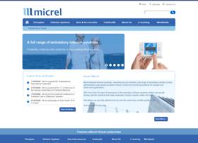 micrelmed.com