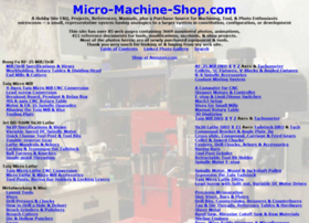 micro-machine-shop.com