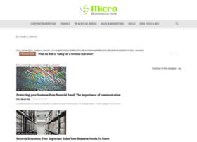 microbusinesshub.co.uk