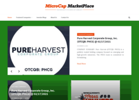 microcapmarketplace.com