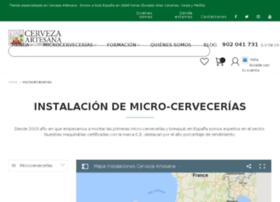 microcervecerias.cervezartesana.es