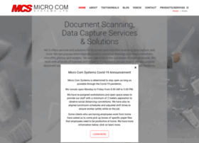 microcomsys.com