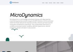 microdynamics.net.au