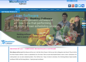 microfinancesoftware.net