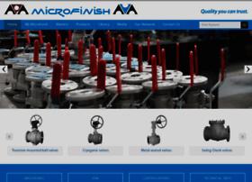 microfinishvalvesinc.com