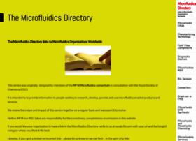 microfluidicsdirectory.com