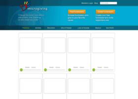 microgiving.com