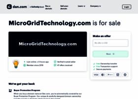 microgridtechnology.com