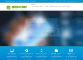 microinfosoft.com