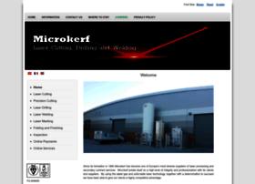 microkerf.co.uk