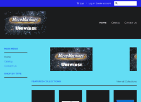 micromachineuniverse.com