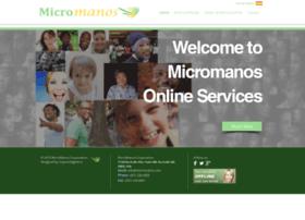 micromanos.net