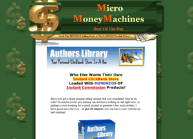 micromoneymachines.com