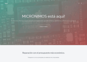 micronimos.com