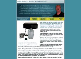 microparticlegenerator.com