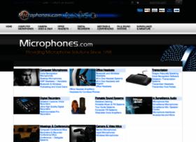 microphones.com