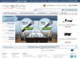 microphonesolutions.com
