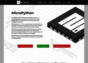 micropython.org