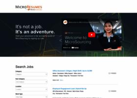 microresumes.com