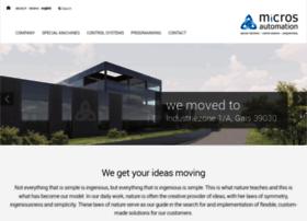 micros-automation.com