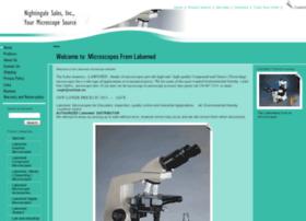 microscopesfromlabomed.com