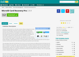 microsd-card-recovery-pro.soft112.com
