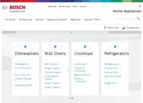 Microsites.boschappliances.com