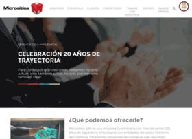 micrositios.net
