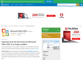 microsoft-office-2007.en.softonic.com