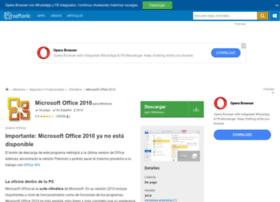microsoft-office-2010.softonic.com