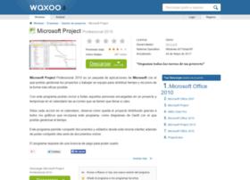 microsoft-project.waxoo.com