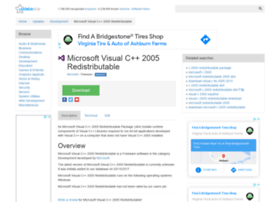 microsoft-visual-c-2005-redistributable.updatestar.com