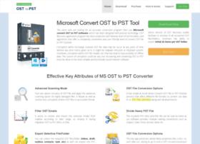 microsoftconvertosttopst.com
