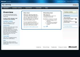 microsoftelearning.com