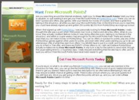 microsoftpointsfree.com