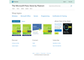 microsoftpress.com